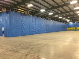 Storage Walls Warehouse Divider Curtains U0026 Cold Storage Plastic Wall Panels