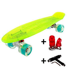 sofa ã berwurf funtomia mini board 57cm skateboard mit oder ohne led