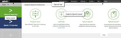 navigating splunk web splunk documentation