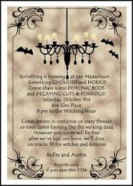 174 best halloween invitations images on pinterest halloween