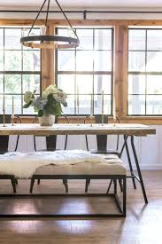 Farmhouse Benches For Dining Tables Leather Bench Seat For Dining Table Bench Dining Table Set