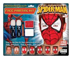 best 25 spiderman makeup ideas on pinterest superhero makeup