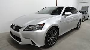 lexus f sport rim color 2013 lexus gs 350 awd f sport sedan nice color combo maintained