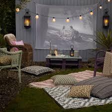 Outdoor Cinema Botanical Gardens Outdoor Cinema Botanical Gardens Contemporary
