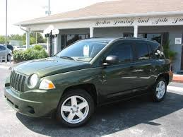 jeep compass 2008 for sale 2008 jeep compass sport for sale in lakeland fl stock p1424