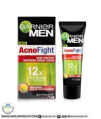 Garnier Acno Fight Whitening Serum garnier acno fight acne fighting whitening serum ตลาด