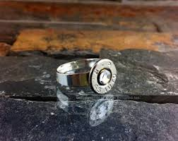 bullet wedding rings recycle with style by bulletdesigns on etsy