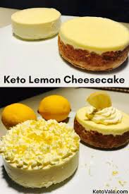 lemon cheesecake recipe lemon cheesecake keto and cheesecakes