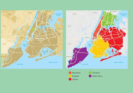map ny city new york city map free vector stock graphics images