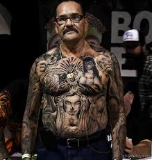 chest tattoos designs pictures