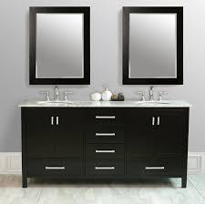 stufurhome gm 6412 72 cr 72in malibu double sink vanity in