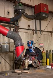 exhaust fan for welding shop five potential welding safety hazards to avoid