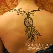matching dream catcher henna nailed it works in progress
