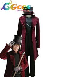 online get cheap wonka costume aliexpress com alibaba group