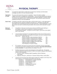 occupational therapy resume examples resume for your job application