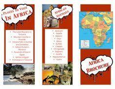 travel brochure template ks2 8 best photos of australia student made travel brochures biome