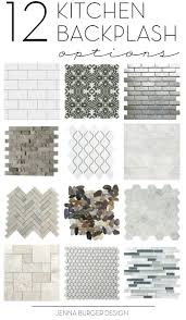Tiled Kitchen Backsplash How Do You Choose The Perfect Kitchen Tile Backsplash There Are