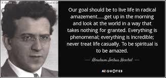 the sabbath by abraham joshua heschel top 25 quotes by abraham joshua heschel of 168 a z quotes