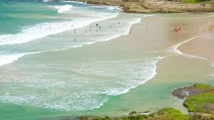 beach pictures view images of yamba
