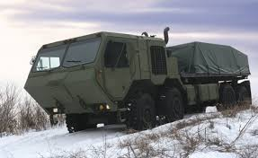 tactical vehicles oshkosh truck awarded 878 million contract for heavy tactical