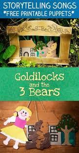 printable story book characters red riding hood goldilocks