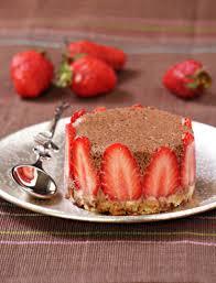 jeux de aux fraises cuisine gateaux petits gâteaux fraises chocolat les meilleures recettes de cuisine