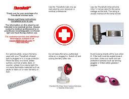 Tanning Bulbs For Sale Amazon Com Therabulb Nir A Near Infrared Bulb 250 Watt Health