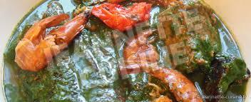 cuisine sauce ivoirienne la sauce kplala plat africain jeannette cuisine