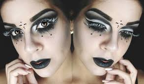 goth makeup for halloween search for pictures