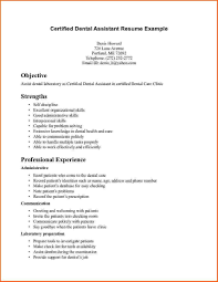 Dental Assistant Job Duties Resume by Dental Assistant Job Description For Resume Resume For Your Job