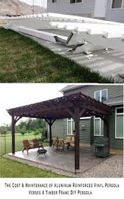 Aluminum Pergola Kits by 71 Best Decks And Handrails Images On Pinterest Covered Decks