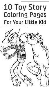 toy story coloring print 1305