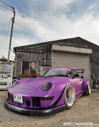 porsche rwb nakai goes turbo the rwb rotana speedhunters