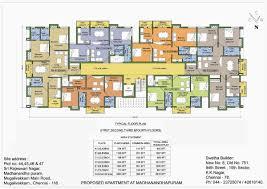 sensational idea 11 residential tower floor plans homeca