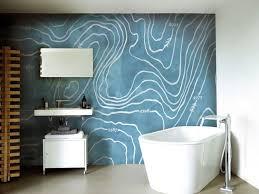 tapeten badezimmer badezimmer tapete 20 traumhafte modelle wall decò