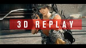pubg 3d replay pubg how to improve 3d replay cinematic short movie youtube