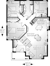 floor narrow house floor plans
