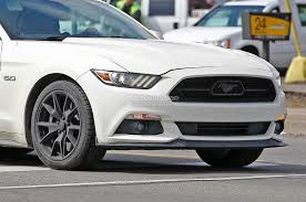 mustang 50th anniversary edition 2015 mustang 50th anniversary edition revealed in spyshots