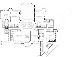 100 modern castle floor plans 12000 sq ft house plans