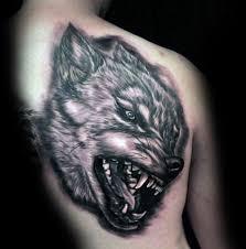 21 amazing wolf back tattoo designs u0026 ideas collections golfian com