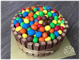 cathy u0027s joy kit kat cake