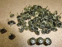 Upholstery Pins Upholstery Nails Studs Tacks Pins 26 Finishes Available
