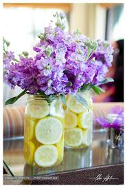 Centerpieces For Bridal Shower by Best 20 Lemon Centerpieces Ideas On Pinterest Lemon Centerpiece