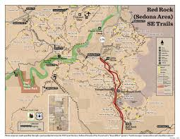Winslow Arizona Map by West Fork Oak Creek Trail 108 U2022 Hiking U2022 Arizona U2022 Hikearizona Com