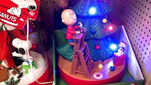 Cvs Christmas Lights Peanuts Christmas Tree Toy Youtube