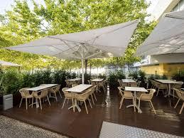 Restaurant Patio Umbrellas Mid Century Modern Furniture