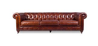 canapé lounge canapé chesterfield churchill lounge 3 places cuir premium pas cher