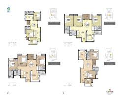 Floor Plan Flat by Floor Plans 3bhk Flats In Velachery New Flats In Velachery