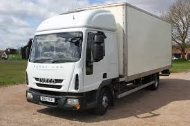 10 tonne iveco 100e22 box truck for sale sn12fca mv commercial