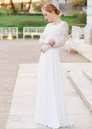Wedding Dress Elegant 214 Best Lace Sleeve Wedding Dresses Images On Pinterest Wedding